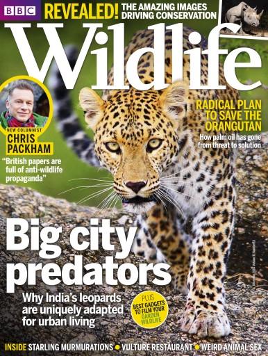 BBC Wildlife Magazine Preview