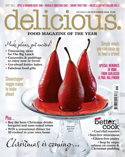 Delicious Magazine Digital Issue