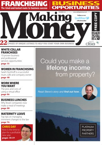 Making Money Digital Issue