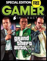 GAMER Interactive 020 - GTA V issue GAMER Interactive 020 - GTA V