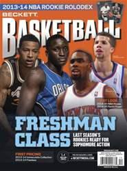 Beckett Basketball Magazine Cover