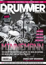 Drummer Nov 2014 issue Drummer Nov 2014