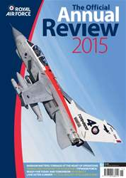 RAF Annual Review 2015 issue RAF Annual Review 2015