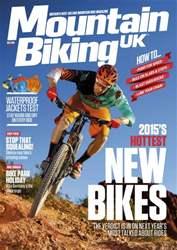 Mountain Biking UK Magazine Cover
