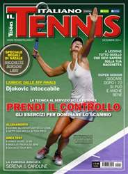 Il Tennis Italiano 12 2014 issue Il Tennis Italiano 12 2014