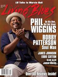 Living Blues #234 issue Living Blues #234