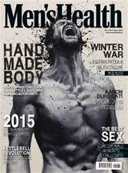 Men's Health 12.14-1.15 issue Men's Health 12.14-1.15
