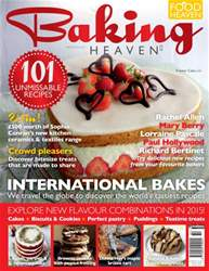 Baking Heaven Winter 2014/2015 issue Baking Heaven Winter 2014/2015