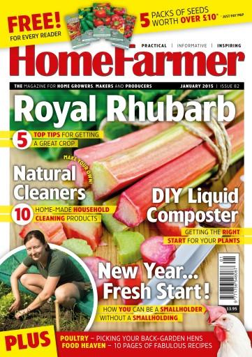 Home Farmer Magazine Preview