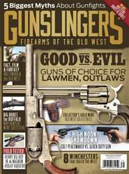 Gunslingers 2014 issue Gunslingers 2014