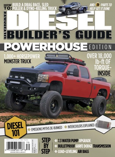 Ultimate Diesel Builders Guide Digital Issue