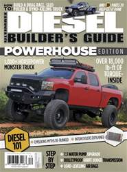 Ultimate Diesel Builders Guide Magazine Cover