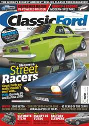 Sleepers & Street Racers! issue Sleepers & Street Racers!