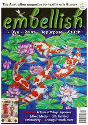 Embellish Magazine issue 20 issue Embellish Magazine issue 20