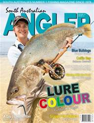South Australian Angler (SA Angler) Magazine Cover