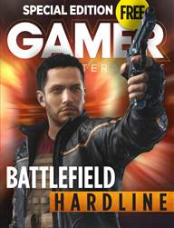 GAMER Interactive 021 - Battlefield Hardline issue GAMER Interactive 021 - Battlefield Hardline