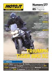 Moto.it Magazine n. 177 issue Moto.it Magazine n. 177