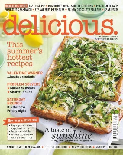 Delicious Magazine Preview