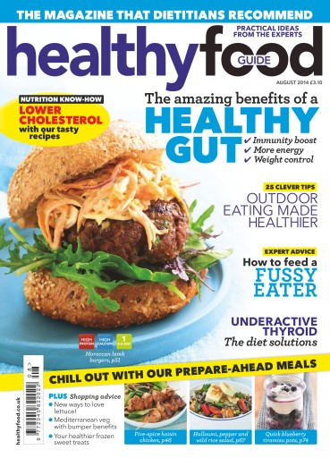 Healthy food guide magazine august 2014 subscriptions pocketmags title cover preview healthy food guide preview forumfinder Images