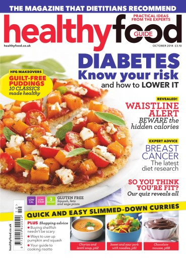 Healthy Food Guide Digital Issue