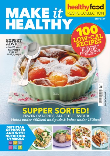 Healthy food guide magazine make it healthy no3 100 low calorie title cover preview healthy food guide preview forumfinder Gallery