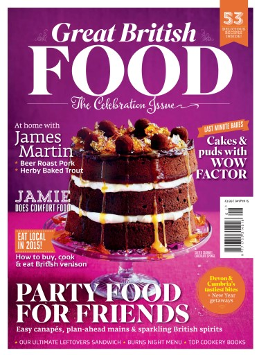 Great British Food Digital Issue