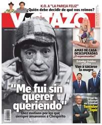 Vistazo 1135 issue Vistazo 1135