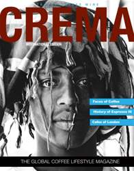 Crema International Issue #44 issue Crema International Issue #44