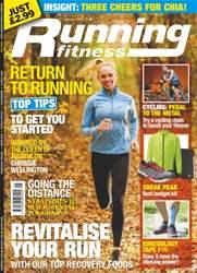 No.172 Return to Running issue No.172 Return to Running