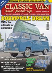 Vol.15 No.3 Dormobile Dream issue Vol.15 No.3 Dormobile Dream