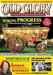 Old Glory Magazine Magazine Cover