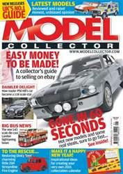Model Collector Magazine Cover