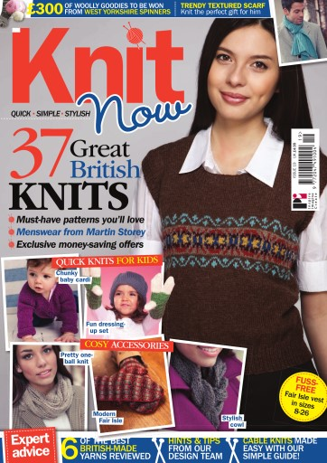 Knit Now Preview
