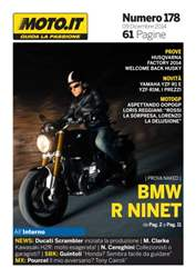 Moto.it Magazine n. 178 issue Moto.it Magazine n. 178