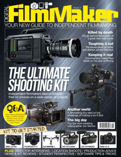 Digital FilmMaker Preview