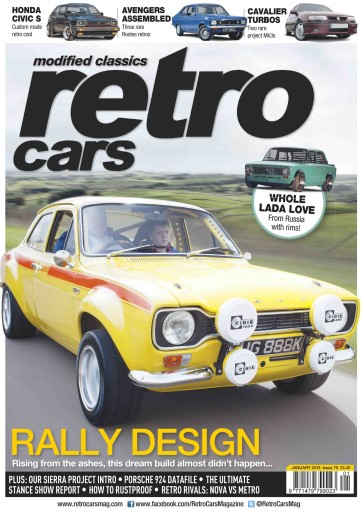 Retro Cars Preview