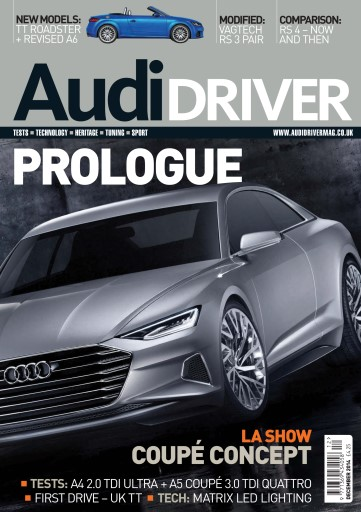 Audi Driver Preview
