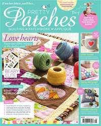 Pretty Patches Magazine Magazine Cover