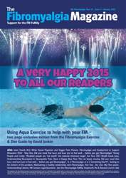 Fibromyalgia Magazine January 2015 issue Fibromyalgia Magazine January 2015