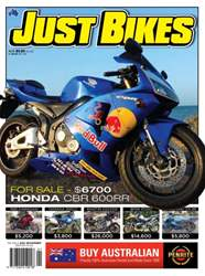Just Bikes #307 15-05 issue Just Bikes #307 15-05