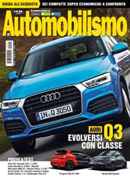 Automobilismo 1 2015 issue Automobilismo 1 2015