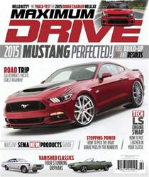 March-April 2015 issue March-April 2015