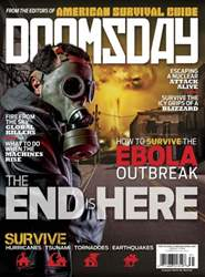 Doomsday Spring 2015 issue Doomsday Spring 2015