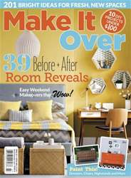 Make It Over Spring 2015 issue Make It Over Spring 2015