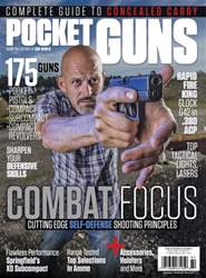 Pocket Guns Spring 2015 issue Pocket Guns Spring 2015