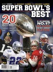 Super Bowl's Best 2014 issue Super Bowl's Best 2014