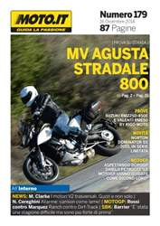 Moto.it Magazine n. 179 issue Moto.it Magazine n. 179