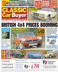 No.258 British 4x4 Prices Booming! issue No.258 British 4x4 Prices Booming!