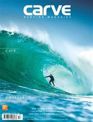 Carve Surfing Magazine issue 157 issue Carve Surfing Magazine issue 157