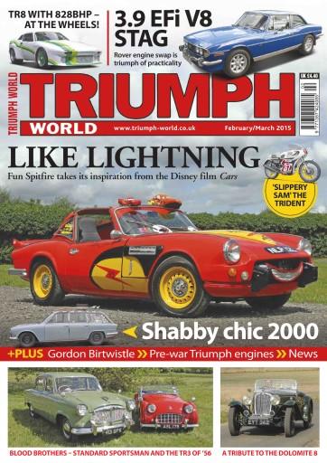 Triumph World Preview
